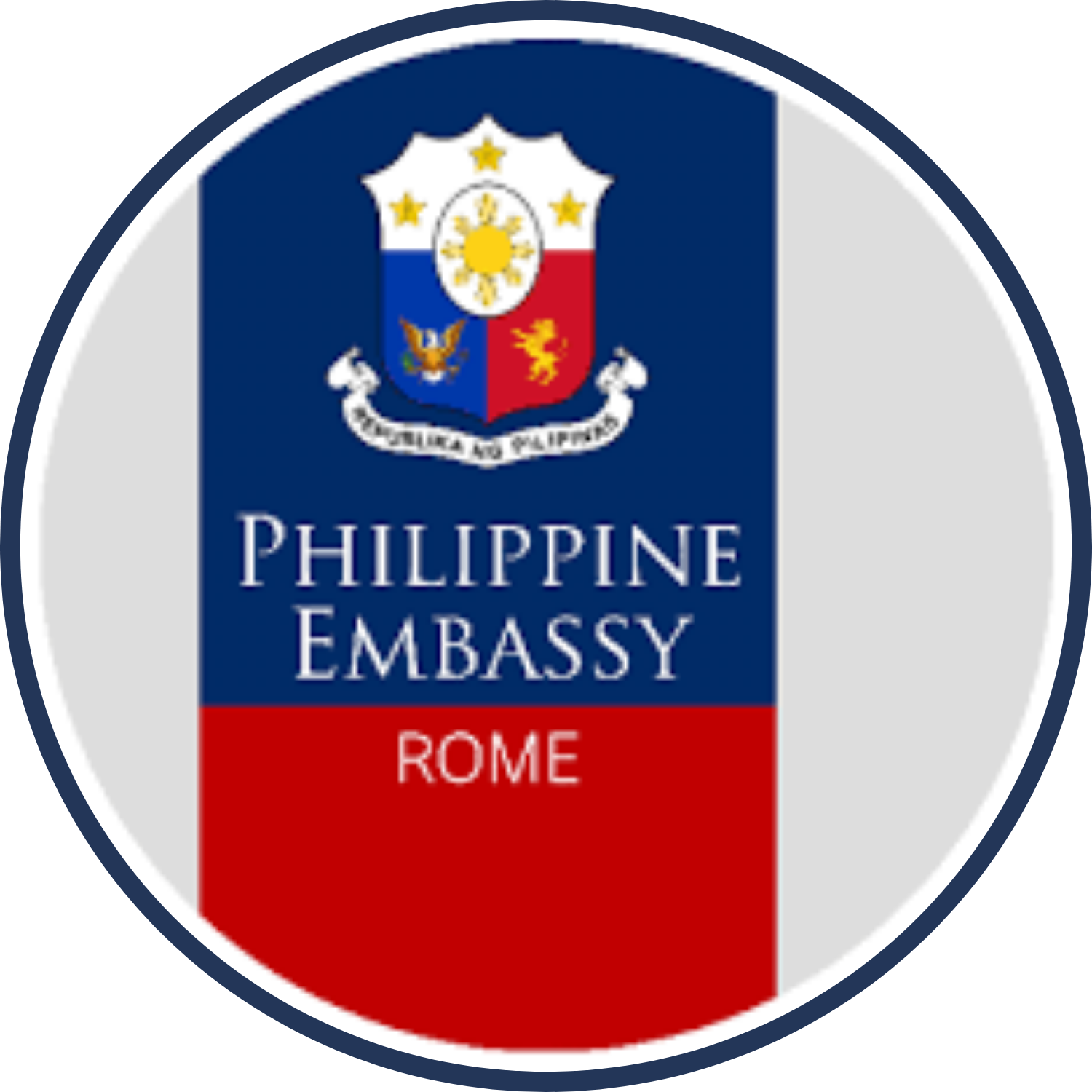 PHILIPPINE EMBASSY TO THE REPUBLIC OF ITALY