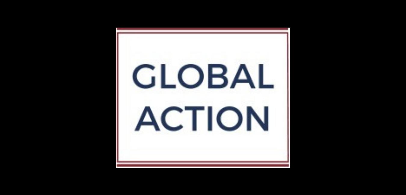 Global Action's logo